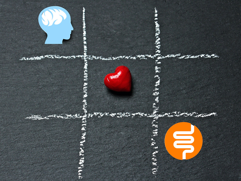LOVE AND RELATIONSHIPS ARE BETTER WITH THREE BRAINS