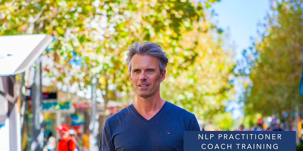 NLP practitioner coach training, the art of highly effective people