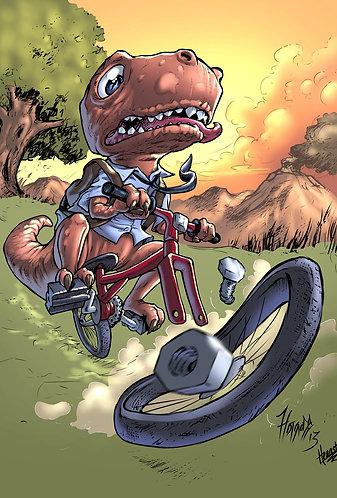 Rex the mormon dinosaur