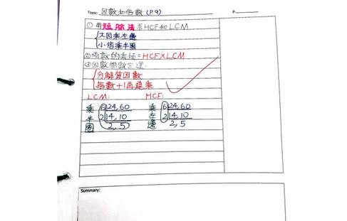 藍雋雅 - 高小組季軍