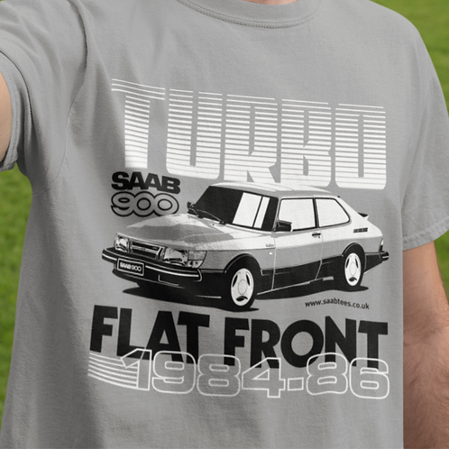 1980s Flat Front