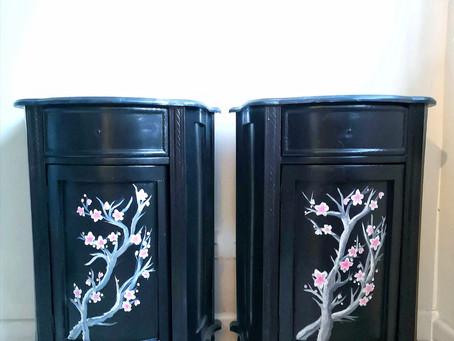 Cherry Blossom Lockers