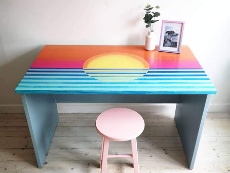 Sunset Table