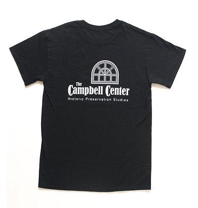 Black T-Shirt Large Logo