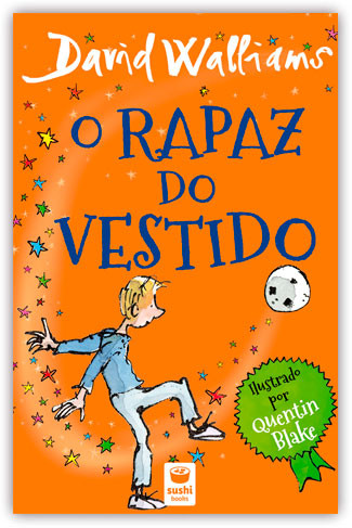 Recensión: David Walliams, O rapaz do vestido