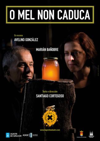 Segundo Anfiteatro: O mel non caduca, de Ibuprofeno Teatro (A Coruña, 18/09/2020)