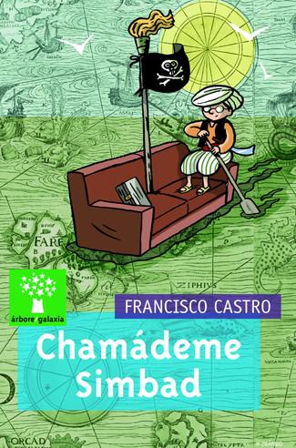 Recensión : Francisco Castro, Chamádeme Simbad