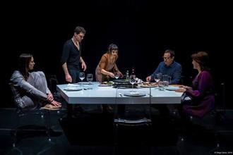 """""""Raclette cociña a lume lento a realidade"""" (A Movida, 6/04/2018)"""