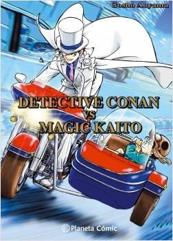 Reseña: Gosho Aoyama, Detective Conan vs. Magic Kaito