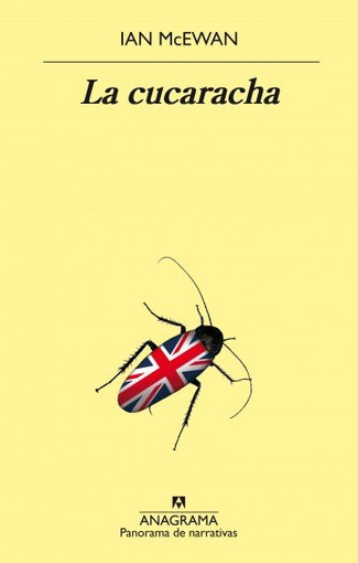 Reseña: Ian McEwan, La cucaracha