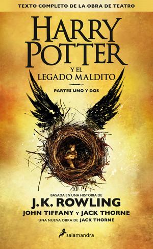 Reseña : J.K.Rowling y Jack Thorne, Harry Potter y El legado maldito