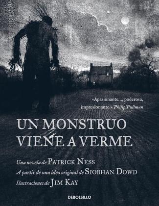 Reseña : Patrick Ness, Un monstruo viene a verme