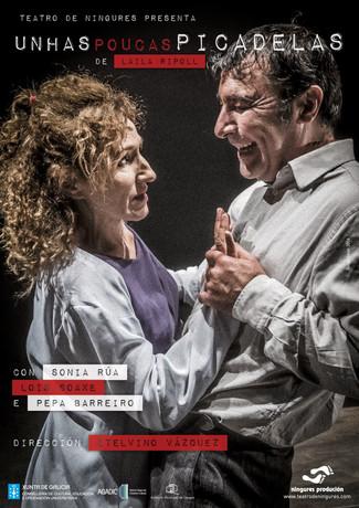 Segundo Anfiteatro : Teatro de Ningures, Unhas poucas picadelas. FETEGA 2016