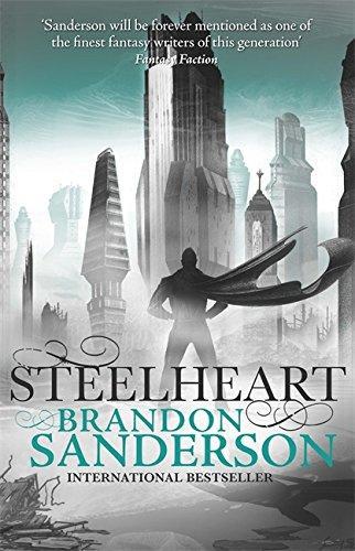 Reseña: Brandon Sanderson, Steelheart