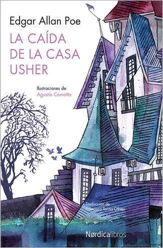 Reseña : Edgar Allan Poe, La caída de la casa Usher