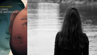"""Tamara Andrés: """"A poesía é moito máis ca unha actividade, é un xeito de vida"""""""