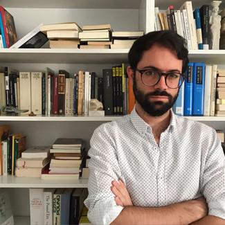 """Carlos Bueno Vera: """"La poesía para mí significa estar en el mundo"""""""