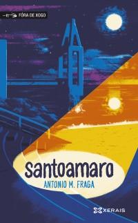 Recensión: Antonio M. Fraga, santoamaro
