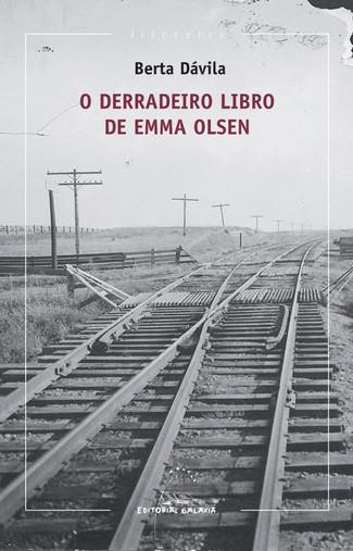 Recensión: Berta Dávila, O derradeiro libro de Emma Olsen