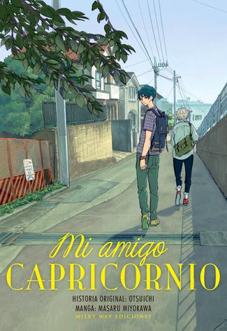 Reseña: Otsuichi y Masaru Miyokawa, Mi amigo Capricornio