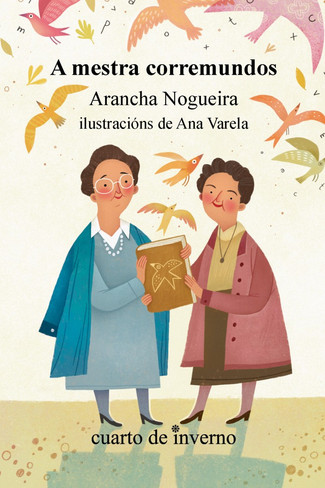 Recensión: Arancha Nogueira, A mestra corremundos