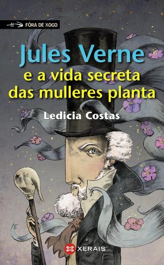 Recensión: Ledicia Costas, Jules Verne e a vida secreta das mulleres planta