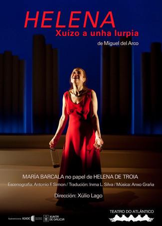 Segundo Anfiteatro: Teatro do Atlántico, Helena: Xuízo a unha lurpia
