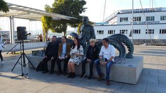 Presentación : Jules Verne e a vida secreta das mulleres planta de Ledicia Costas. Vigo (16/09/2016)