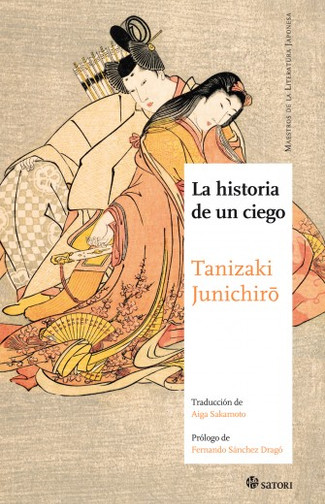 Reseña: Tanizaki Junichiro, La historia de un ciego