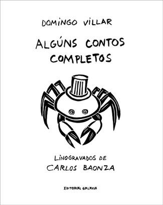 Recensión: Domingo Villar, Algúns contos completos