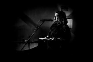 """María González: """"La palabra escrita es una especie de bastón a través del cual conozco el mundo"""""""