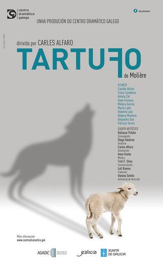 Segundo Anfiteatro : Centro Dramático Galego, Tartufo