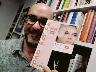 """Francisco Castro: """"O meu libro vai contra as etiquetas, contra esa tentación que temos as perso"""