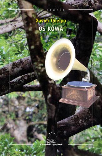 Recensión : Xavier Queipo, Os Kowa