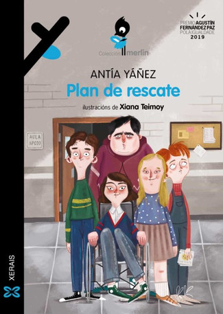 Recensión: Antía Yáñez, Plan de rescate