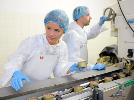 Food Production Operative - Grimsby
