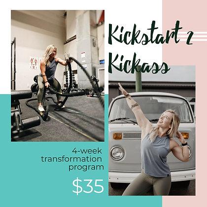 Kickstart 2 Kickass