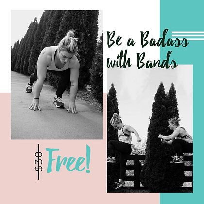 Be a Badass with Bands