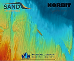 Multibeam Bathymetry Data example - Marshall Jakeman Marine