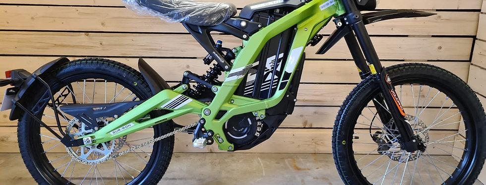 Sur-Ron LB-X Groen met Kenteken