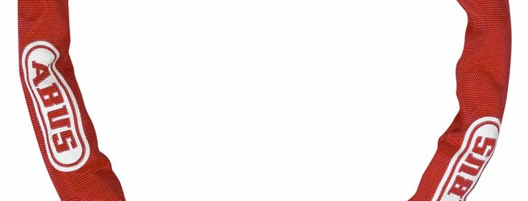 Abus kettingslot 8900/85 rood ART**