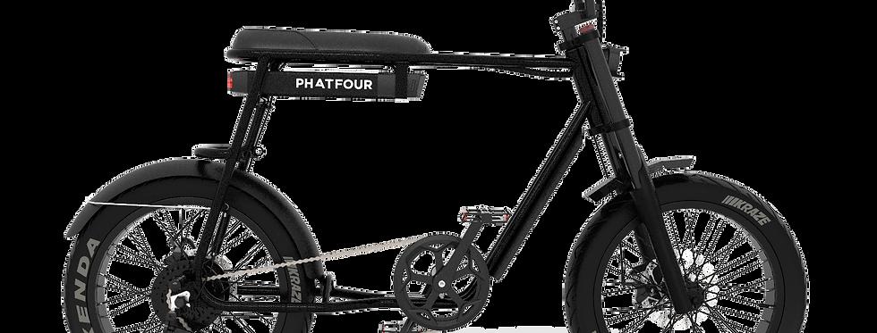 Phatfour FLB + serie Zwart