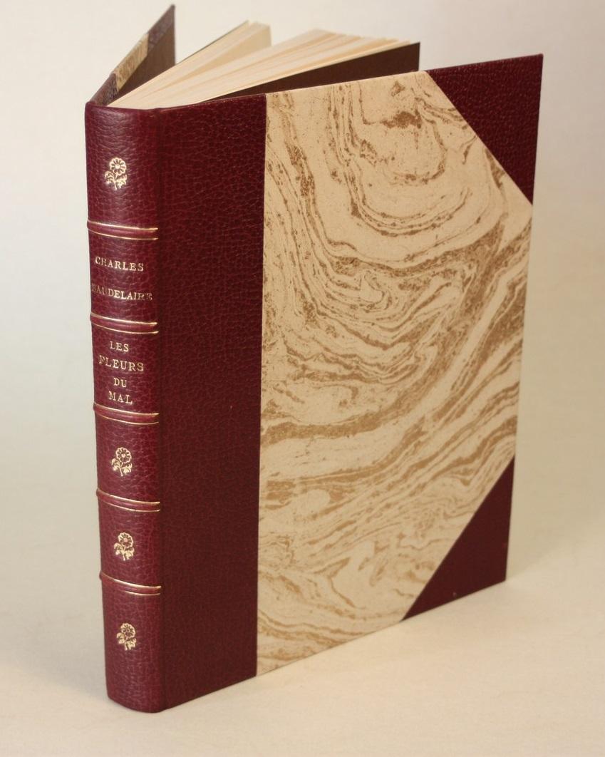 Gustave Flaubert -Les fleurs du mal.