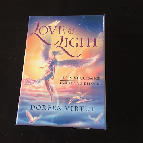 Love & Light Divine Guidance Cards