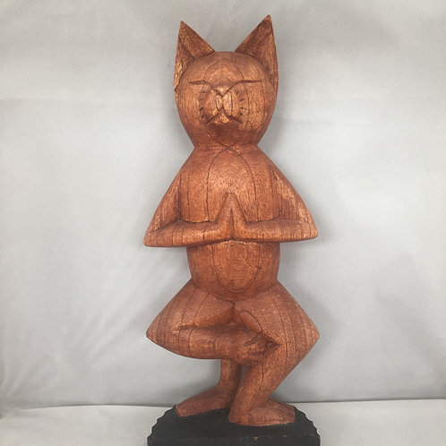 Yoga Cat 2