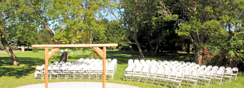 Outdoor Ceremonies