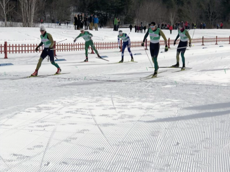 Skiers of the Week - UNH Carnival