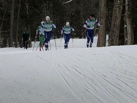 Middlebury Carnival - Above Freezing Temps for Classic Races