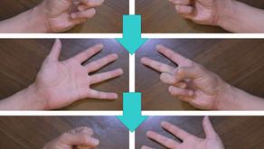 トレーニング集:両手の独立性/協調性