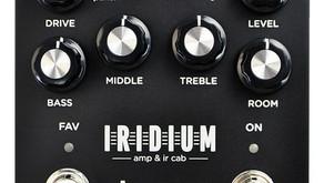 使用機材:STRYMON / IRIDIUM(ストライモン / イリジウム)